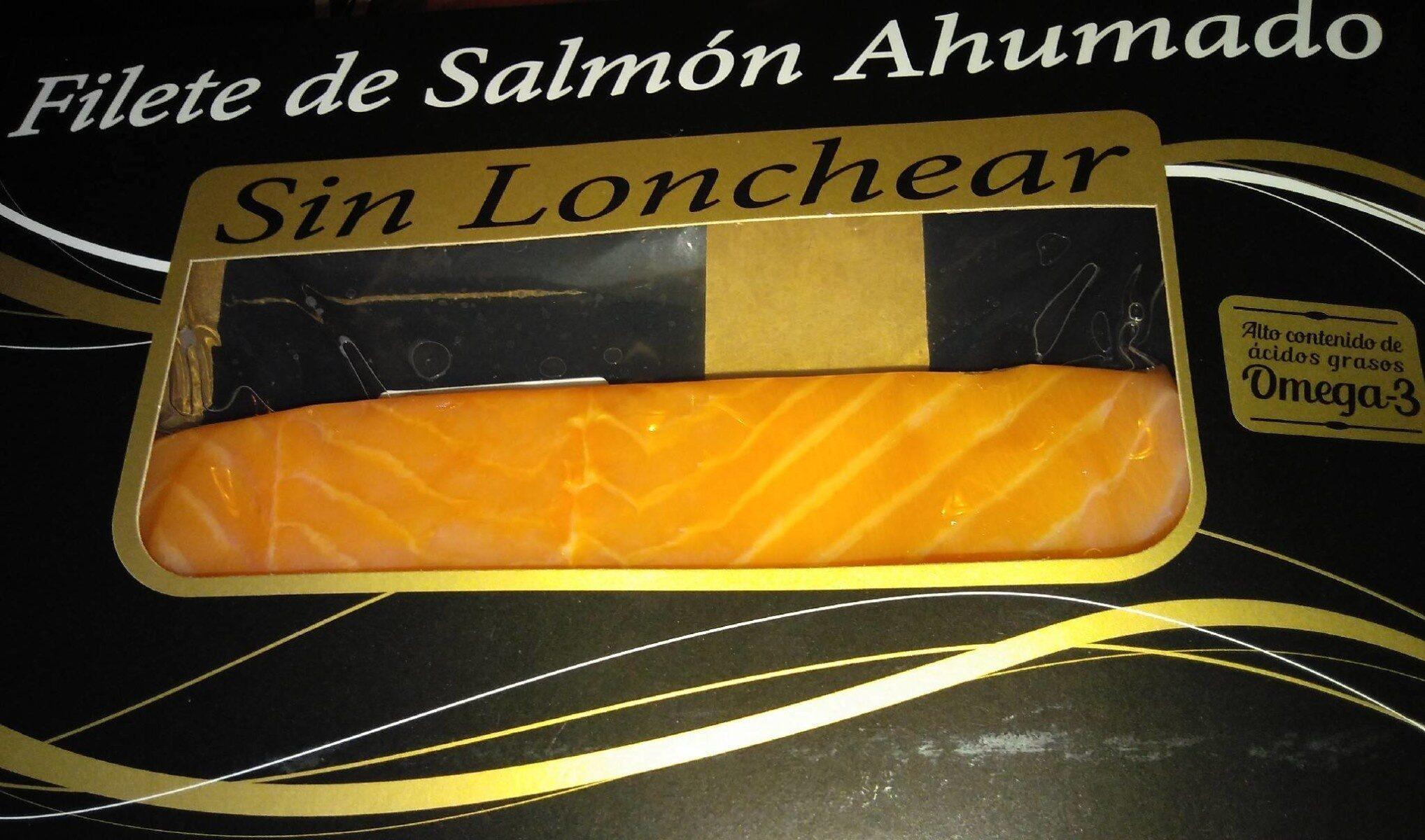 Filete de salmón ahumado - Producte