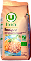 Boulgour - Produit
