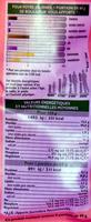 Boulgour - Informations nutritionnelles
