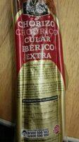 Chorizo ibérico - Product