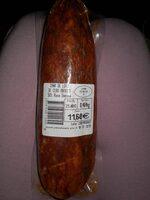 Caña de lomo de cebo ibérico - Product