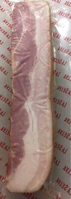 Bacon ahumado sin corteza - Producto