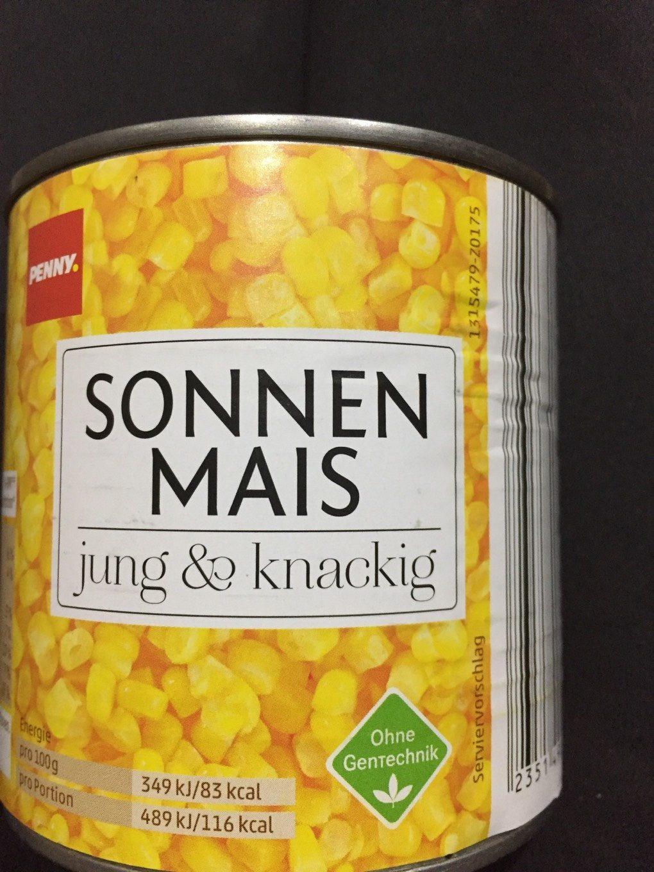 93e8e2fba7 Penny Sonnenmais Jung & Knackig