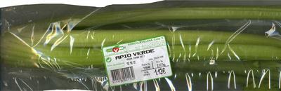 """Apio """"V Agrícola Villena"""" - Producto"""