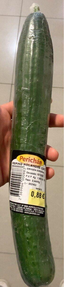 Pepino Holandes - Product - es