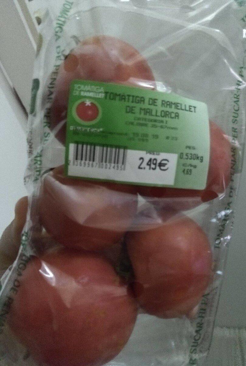 Tomàtiga de ramellet - Produit - es