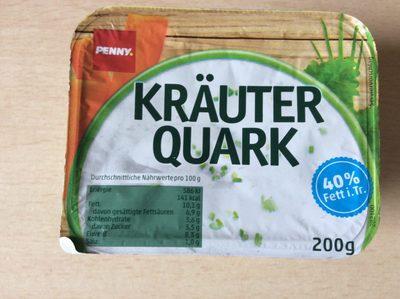 PENNY Kräuterquark 40% - Produkt