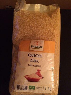 Couscous blanc - Product - fr