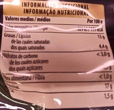 Codillo de cerdo asado - Voedingswaarden - es