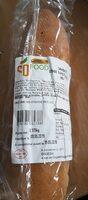 Sandwich dinde fumée crudités halal - Produit - fr