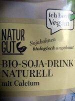 Bio-Soja-Drink Naturell - Product - de