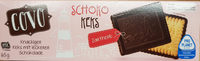 Butterkeks mit Zartbitterschokolade - Product