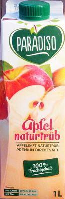 Apfelsaft naturtrüb - Produkt - de