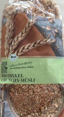 Bio Dinkel Crunchy-Müsli - Product - de