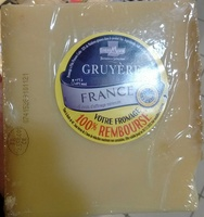 Gruyère France (32% MG) - Product