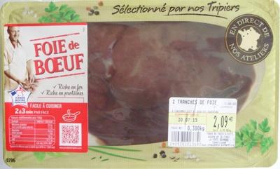 Foie de bœuf - Product - fr