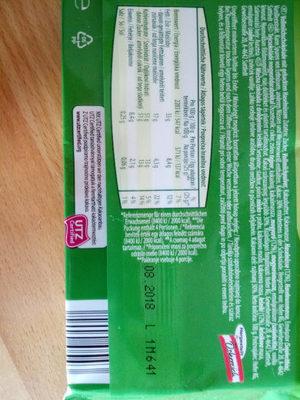 Milchschokolade Haselnuss - Ingredienti - de