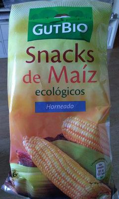 Snacks de Maiz Ecológicos