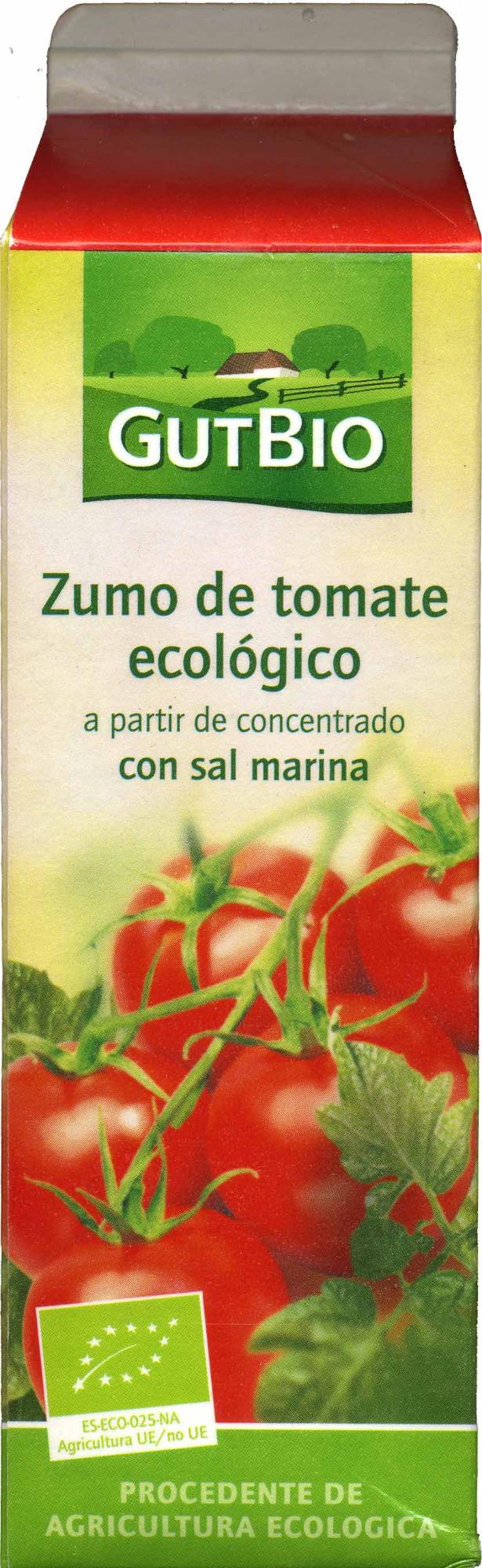 Zumo de tomate - Producte - es