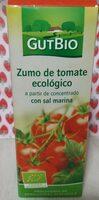 Zumo de tomate - Product - es