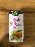 Zumo de melocotón y uva - Product - es