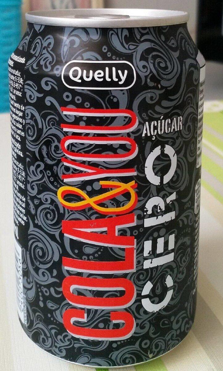 Cola&You Cero - Producto - es