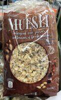Muesli - Product - es