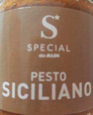 Pesto siciliano - Produit - es