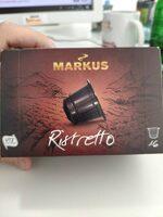 Cafe ristreto - Producto - es