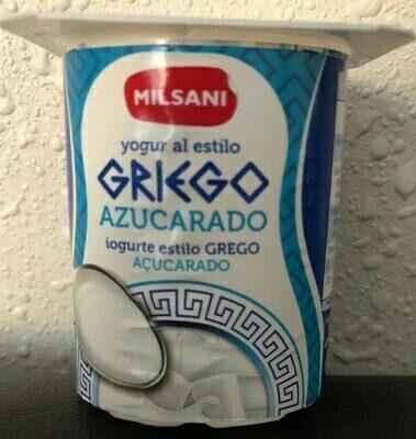 Yaourt griego azucarado - Produit - fr