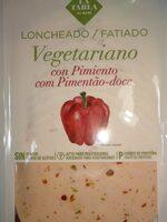 Loncheado Vegetariano con Pimiento - Produit