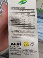 Zumo de piña - Nutrition facts - es
