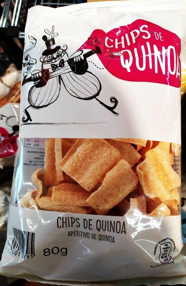 Chips de Quinoa - Producto