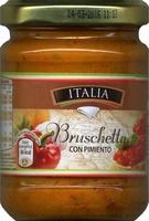 Bruschetta con pimiento - Product