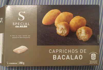 CAPRICHOS DE BACALAO - Produit - es