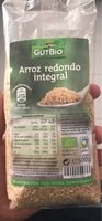 Arroz redondo integral - Product