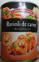 Riavoli de carne de vacuno con salsa guisada a la italiana - Producto - es