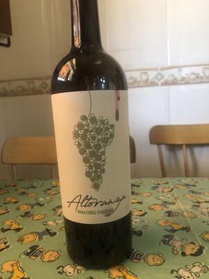 Vino Altoranza - Producto