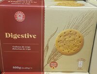 Galletas Digestive Tradicional - Product - es