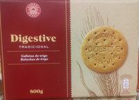 Galletas Digestive Tradicional - Producto