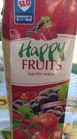 Happy fruit jagodni nectar - Produit - fr
