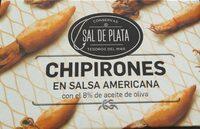 Chipirones en salsa americana - Product