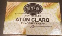 Ventresca de thon à l'huile d'olive - Product - fr