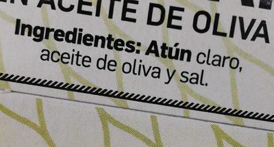 Thon - Ingredients