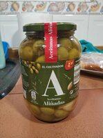 Olives adobades - Aceitunas aliñadas - Producto