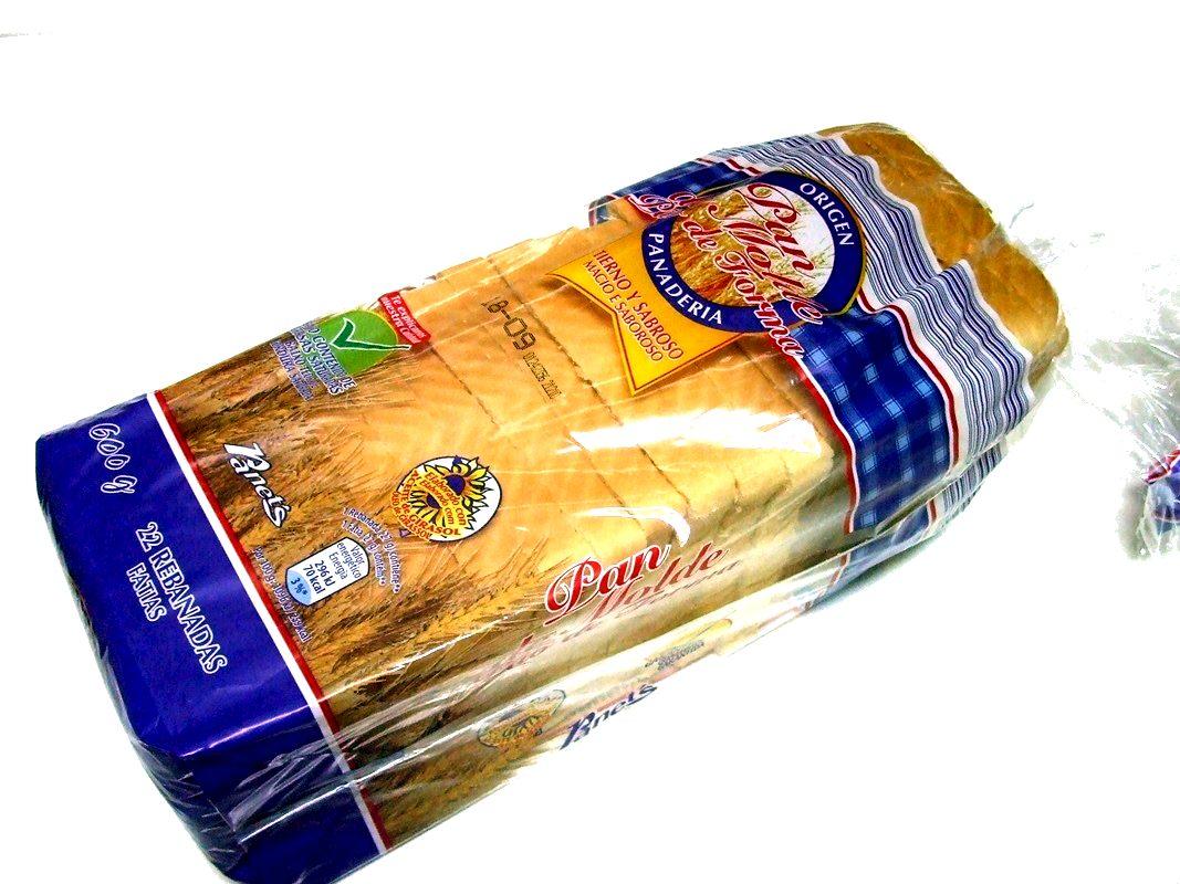 Pão de Forma - Product