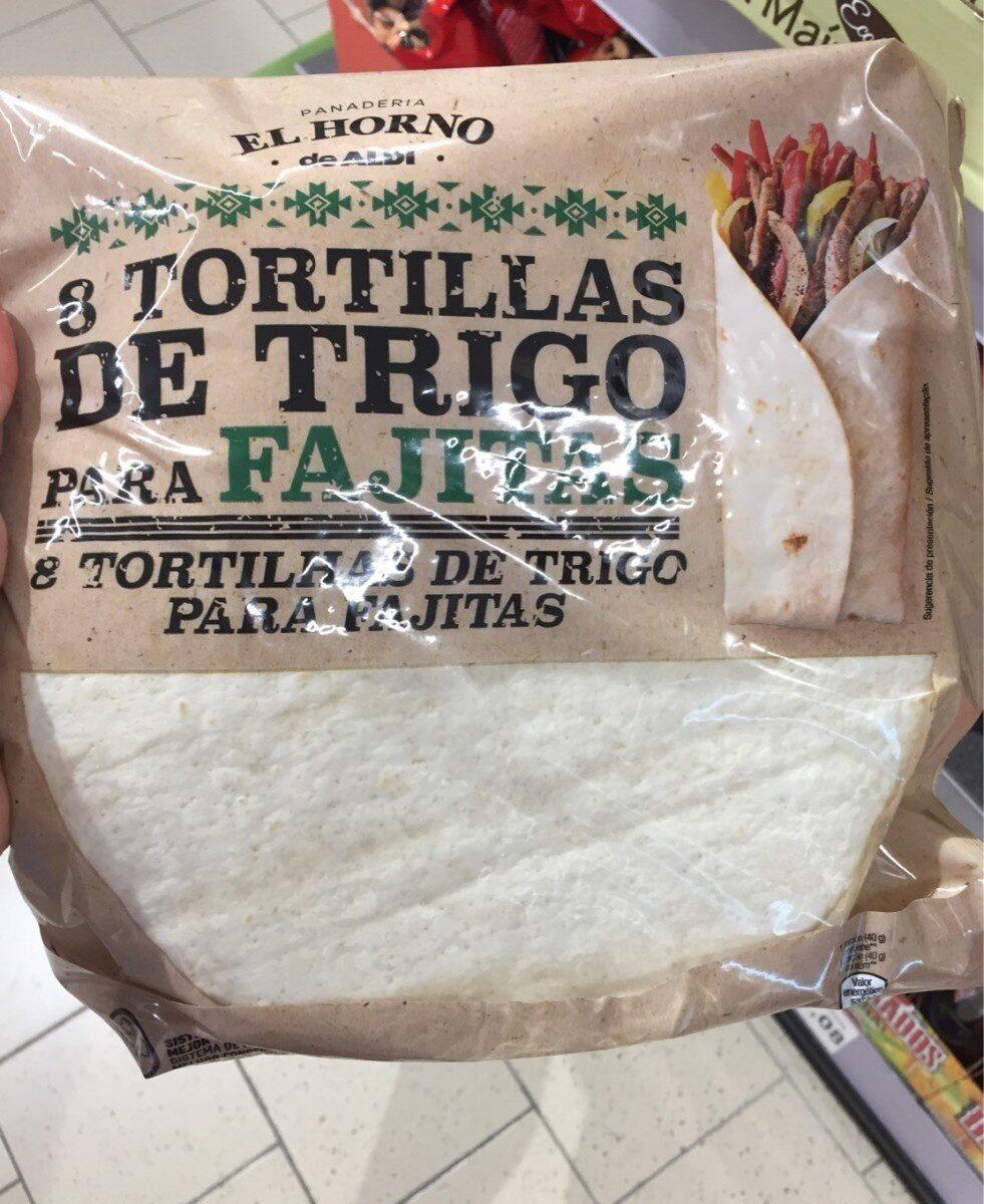 Tortitas de trigo - Prodotto - es