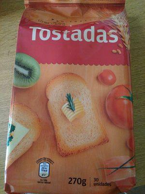 Tostadas - Producto - es