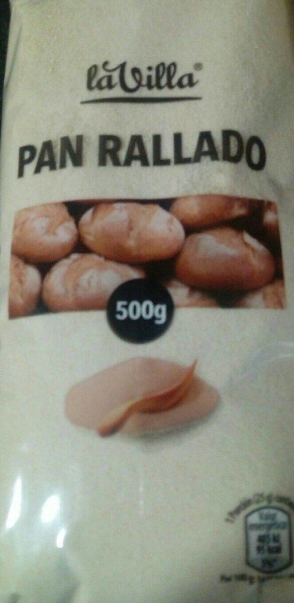 Pan Rallado - Producte - es