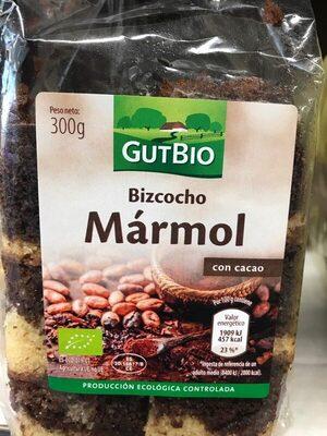 Bizcocho Marmol